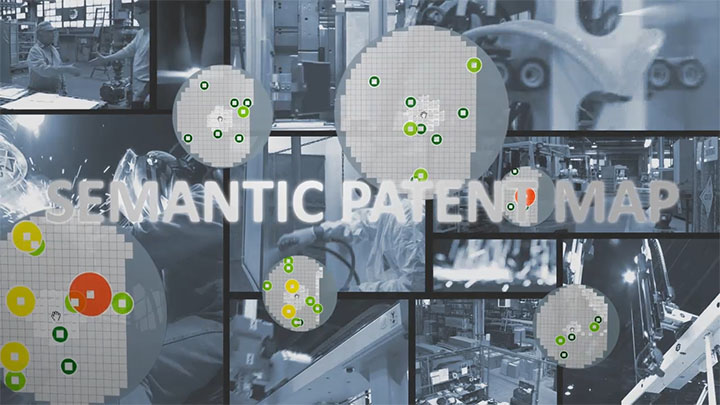 semantic patent map WebVideo